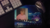 Custom Made MousePads/White- Call for Special Ordering & Bulk Shipment Cost (602)795-8165